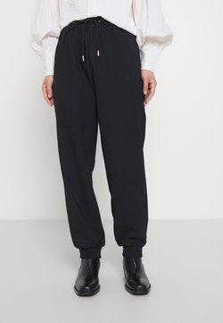 ONLY Petite - ONLMILEY PANTS - Jogginghose - black