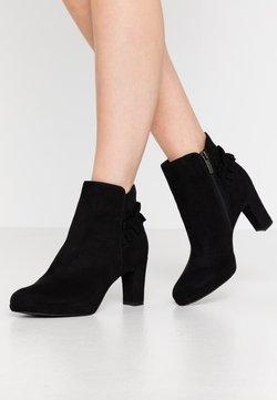 Tamaris - Korte laarzen - black