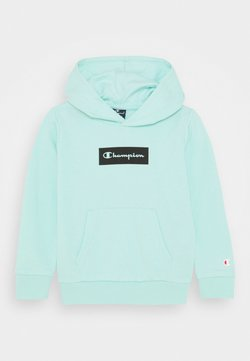 Champion - AMERICAN PASTELS HOODED UNISEX - Bluza - light blue