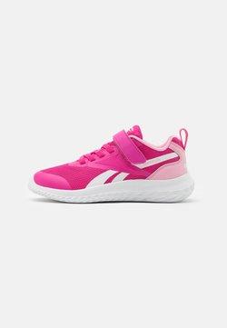 Reebok - RUSH RUNNER 3.0 UNISEX - Hardloopschoenen neutraal - pink/light pink/white