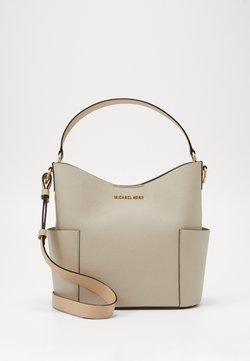 MICHAEL Michael Kors - BEDFORD BUCKET - Handtasche - light sand