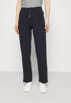 Marks & Spencer London - DESIGN BASIC - Jogginghose - dark blue