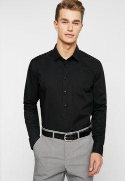 Seidensticker - SLIM FIT - Camicia elegante - schwarz