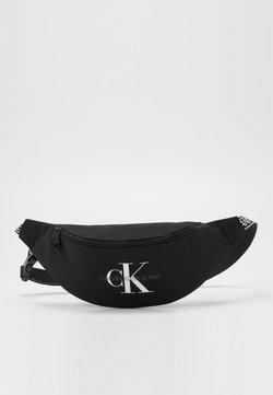 Calvin Klein Jeans - STREETPACK - Bältesväska - black