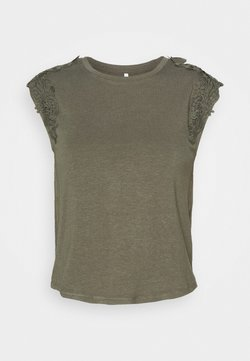 ONLY Petite - ONLALEXA - Camiseta estampada - kalamata