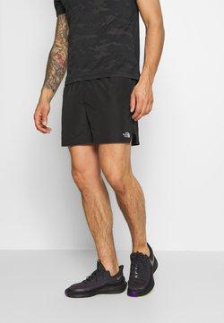 The North Face - MENS AMBITION SHORT - Pantalón corto de deporte - black