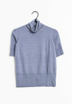 Escada - T-Shirt basic - blue
