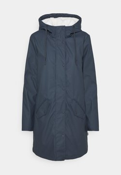 ONLY Tall - ONLSALLY RAINCOAT - Parka - india ink