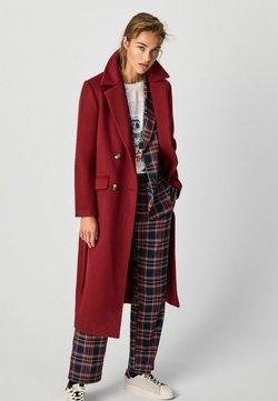 Pepe Jeans - MICA - Klasyczny płaszcz - red