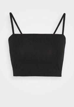 adidas Originals - SPAGHETTI TANK - Top - black