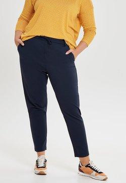 ONLY Carmakoma - CARGOLDTRASH CLASSIC - Pantalones - dark blue