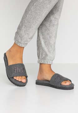flip*flop - POOLY LOGO - Pantoffels - light grey