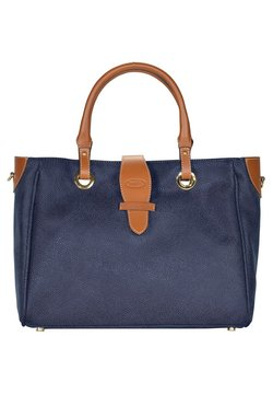 Bric's - LIFE  - Shopping Bag - blue