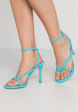 Call it Spring - ZELDAA - Sandales à talons hauts - bright blue
