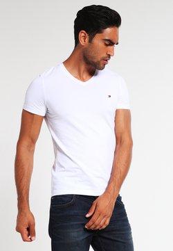 Tommy Hilfiger - T-Shirt basic - classic white