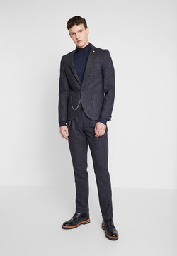 Twisted Tailor - SNOWDON SUIT - Costume - charcoal