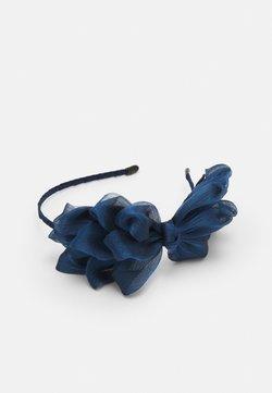 Pieces - PCJUSTINA HAIRBAND - Haar-Styling-Accessoires - navy blazer