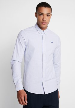 Scotch & Soda - REGULAR FIT OXFORD SHIRT WITH STRETCH - Camicia - off white