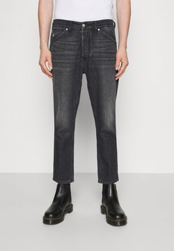 Calvin Klein Jeans - DAD JEAN - Jeans Relaxed Fit - black