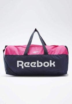 Reebok - ACTIVE CORE GRIP DUFFLE BAG MEDIUM - Sporttasche - blue