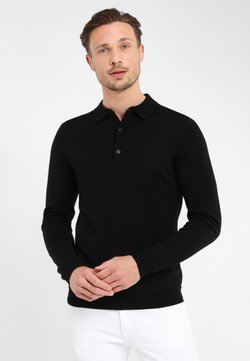 PROFUOMO - PROFUOMO - Poloshirt - black