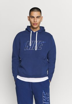 Nike Sportswear - SUIT SET - Kapuzenpullover - midnight navy