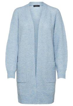 Selected Femme - Neuletakki - cashmere blue