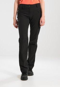 Salomon - WAYFARER  PANT  - Stoffhose - black