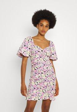 Gina Tricot - LEAH DRESS - Cocktailkleid/festliches Kleid - pastel