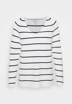 Esprit - Strickpullover - off-white