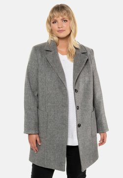 Ulla Popken - Manteau classique - grey melange