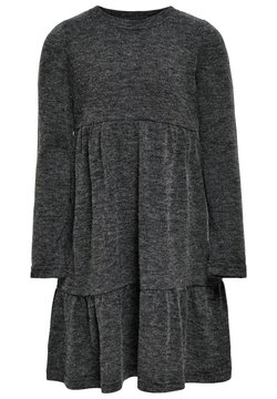 Kids ONLY - Strickkleid - dark grey melange