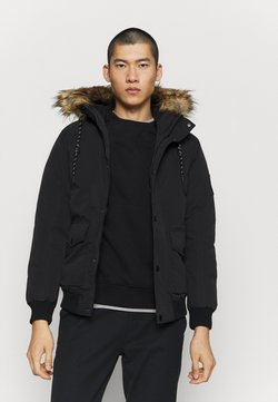 Jack & Jones - JJSKY JACKET - Winterjacke - black