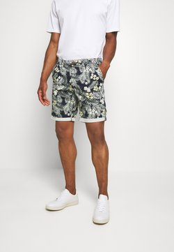 Jack & Jones - JJIBOWIE  - Shorts - navy blazer
