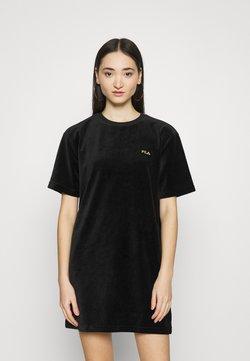 Fila - SATINKA DRESS - Vardagsklänning - black