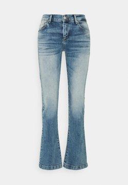 LTB - FALLON - Flared Jeans - gaura undamaged wash
