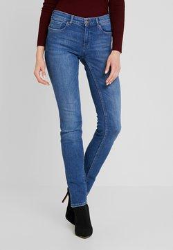 ONLY - Jean slim - medium blue denim