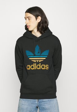 adidas Originals - OMBRE UNISEX - Sweatshirt - black