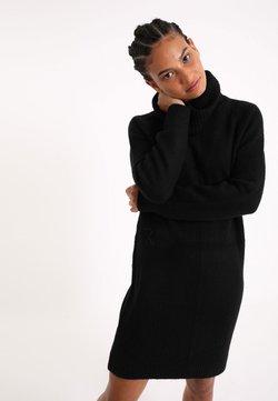 Pimkie - Gebreide jurk - schwarz