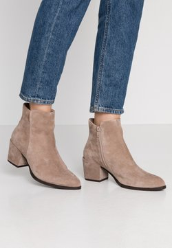 Anna Field - LEATHER  - Ankle Boot - beige