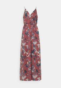 Vero Moda - VMWONDA WRAP DRESS - Maxi-jurk - rose brown