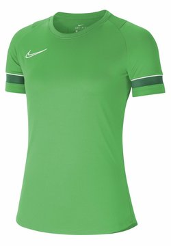 Nike Performance - T-Shirt print - light green spark