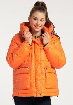 myMo - Winterjacke - orange