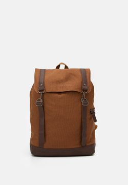 Jack & Jones - JACJONAS BACKPACK - Reppu - tan