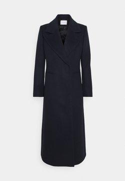 IVY & OAK - MAXI COAT - Manteau classique - navy blue