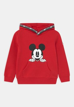 Levi's® - MICKEY MOUSE POCKET HOODIE UNISEX - Huppari - super red