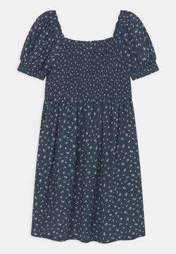 GAP - GIRL DRESS - Freizeitkleid - dark blue