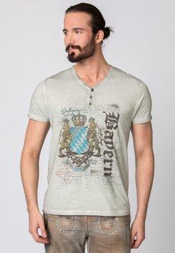 Stockerpoint - LUGGI - T-Shirt print - grey