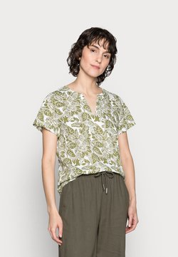 Part Two - GESINA - T-Shirt print - olive