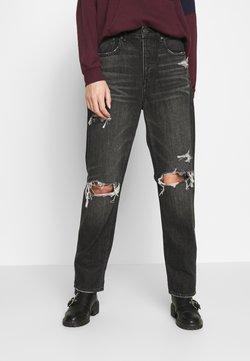 American Eagle - 90'S BOYFRIEND - Relaxed fit jeans - rocker black